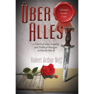 Uber Alles front cover